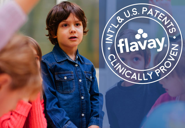 Results show taking Flavay Plus significantly improved ADHD symptoms and short-term auditory memory in children in a randomized, double-blind, placebo-controlled study performed on 36 children (ages 4 to 14) who had not previously received any drug treatment related to ADHD.