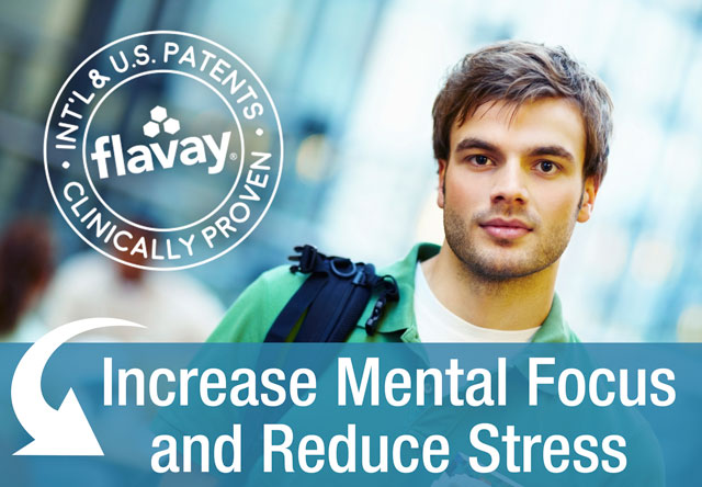 Clinically proven to increase mental focus and reduce stress. Click here for more.